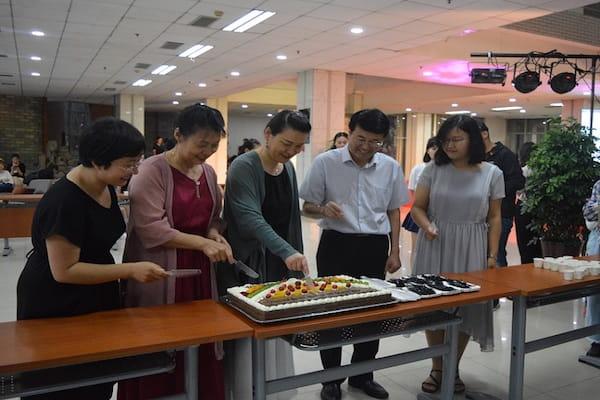 Hebei University Foreign Teacher