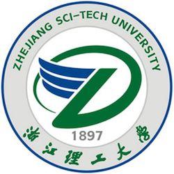 Zhejiang Sci-Tech University Logo