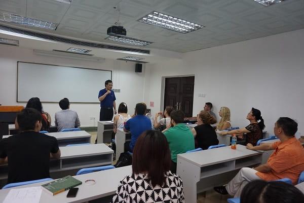 Guangxi University of Chinese Medicine Teacher