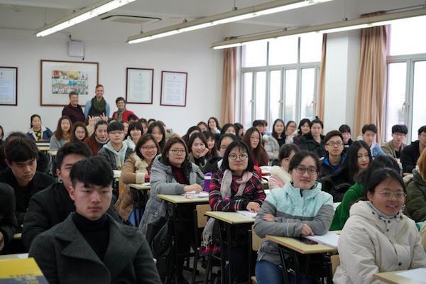 Shanghai Institute of Tourism Teacher
