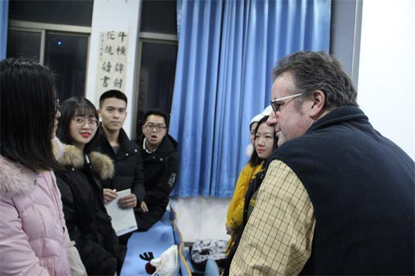 Jiangxi University of Finance and Economics Foreign Teacher