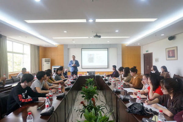 Zhejiang University of Finance and Economics Teacher