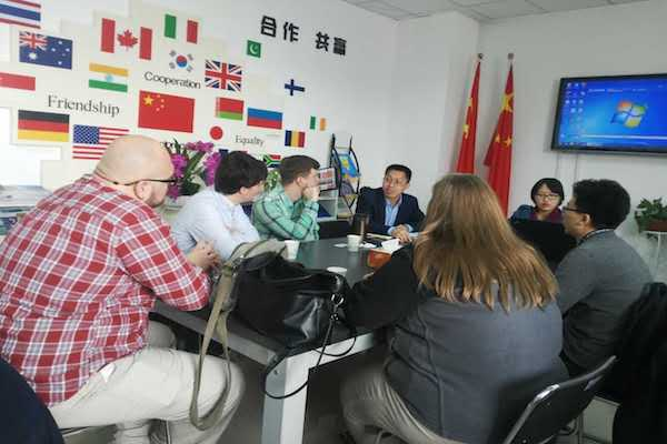 Shaanxi University of Science and Technology Foreign Teachers