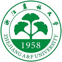 Zhejiang A&F University logo