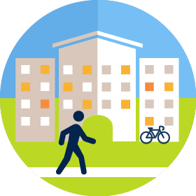 campus life icon