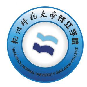 Hangzhou Normal University Qianjiang College logo