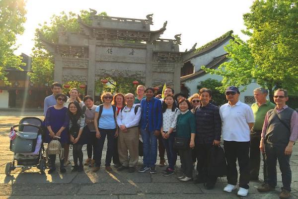 Zhejiang Sci-Tech University Teacher