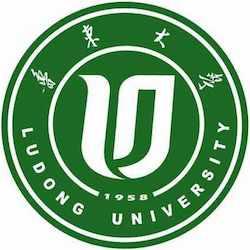 Ludong University Logo