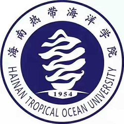 Hainan Tropical Ocean University logo