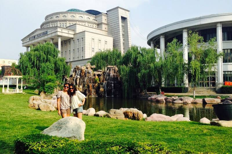 Universtiy Life in China